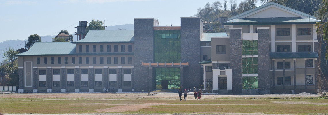 Gandaki Medical College Building