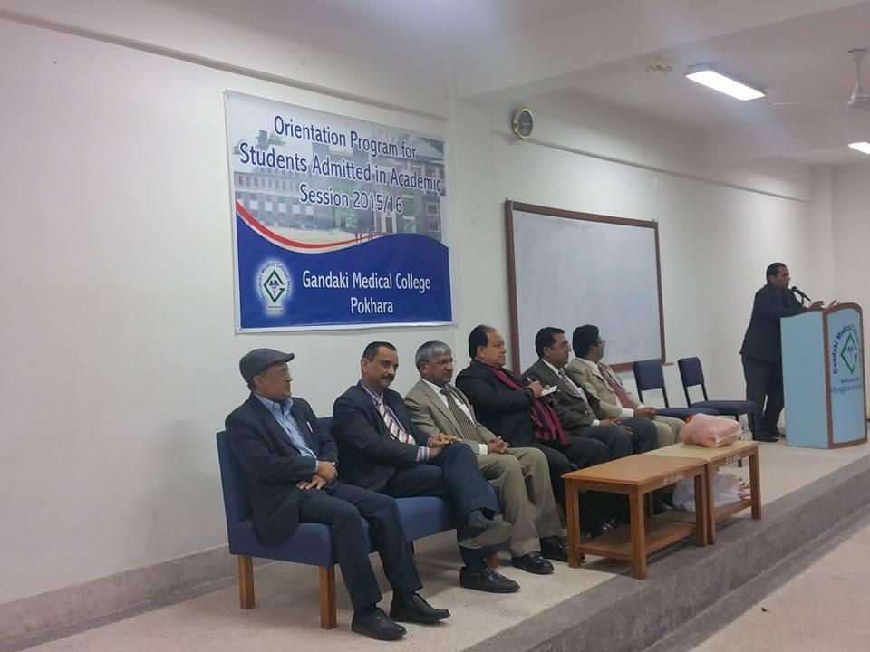 Orientation Program 2015_16