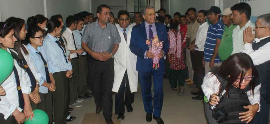 MRI Inauguration
